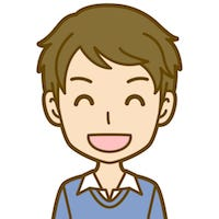 学生 男性 イラスト 笑顔