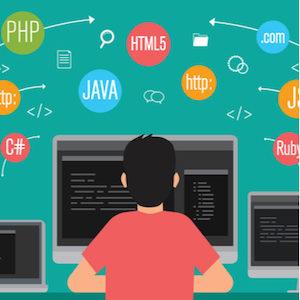 プログラミング オンライン html java php