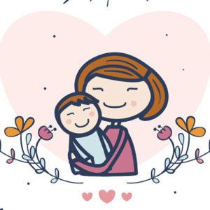 ママ 赤ちゃん 育児