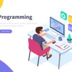 プログラマーの男性