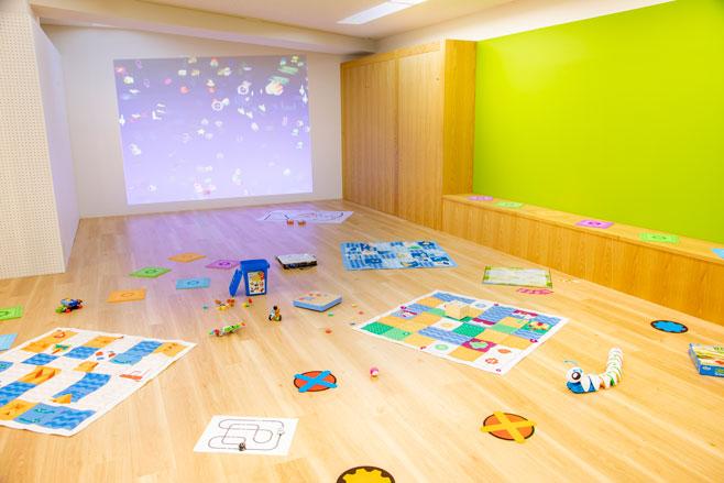 コトミライ 教室風景